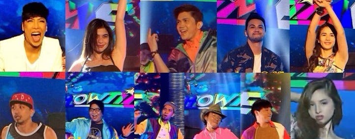 ItsShowtime Hosts