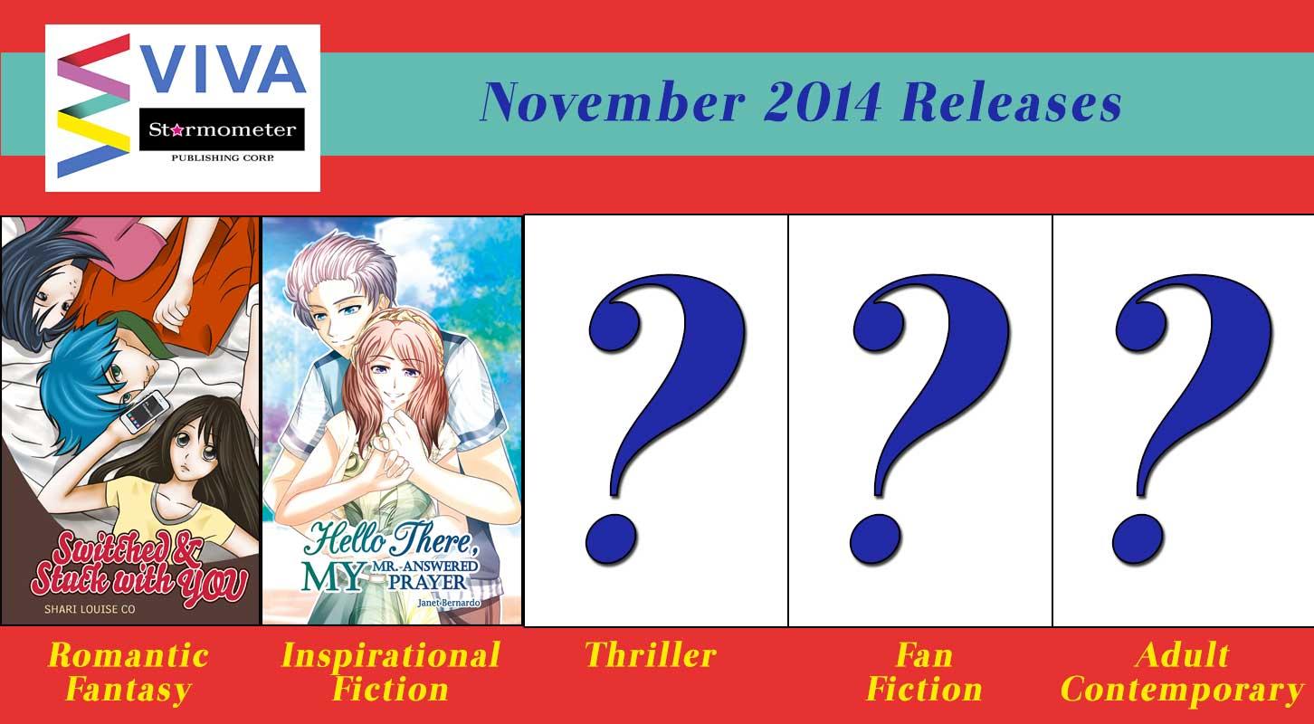 November-Releases