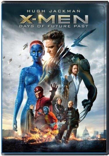 Xmen DVD