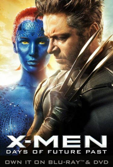Xmen Wolverine Mystique