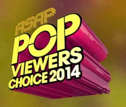 ASAP Pop Viewers Choice