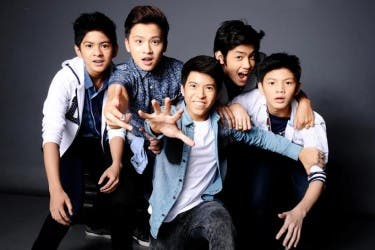 Gimme 5 Releases Debut Album from Star Records | Starmometer