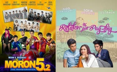 Moron 5 2 grosses p33 1 m in 2 weeks relaks it s just pag ibig earns starmometer - Box office mojo philippines ...