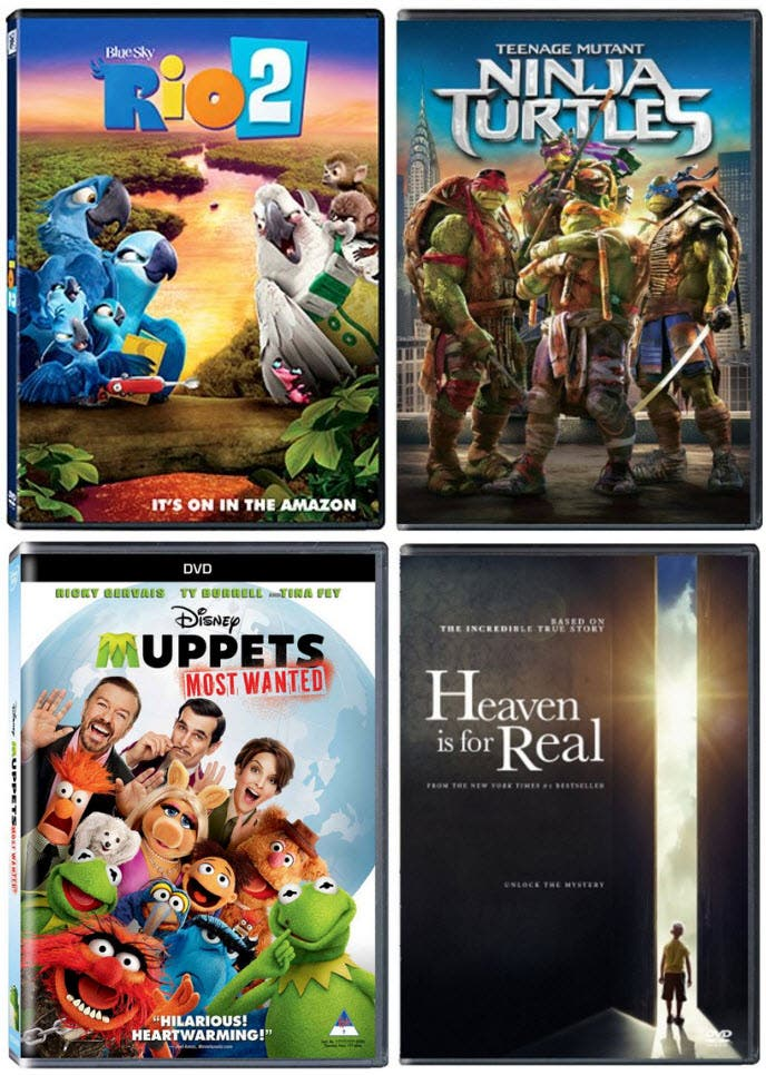 DVD Giveaway 26