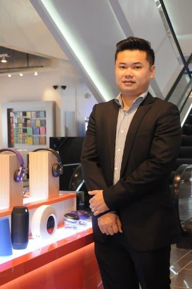 Mark Ng, Product Manager, Harman International