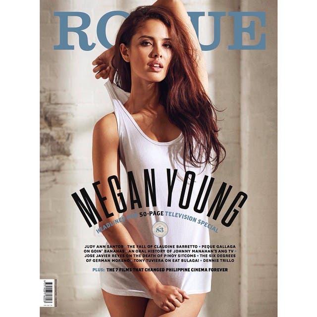 Megan Young Rogue