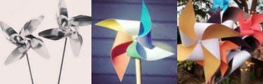 pinwheels divider