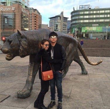 Skandinavia dating asian