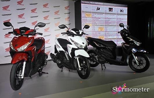 Honda Motorcycle Price Philippines