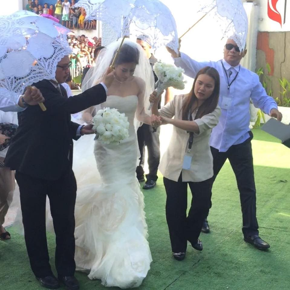 Toni Gonzaga And Paul Soriano Wedding Photos Starmometer