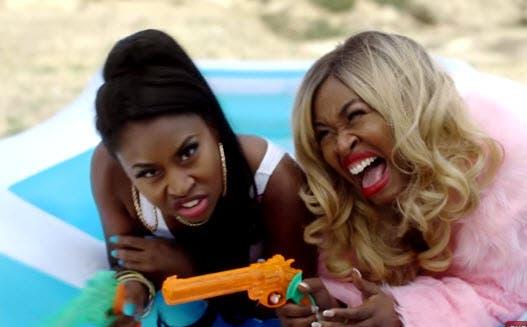 36bf1e52a15 Nicki Minaj and Beyonce –  Feeling Myself  Music Video Parody ...