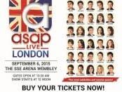 ASAP Live in London