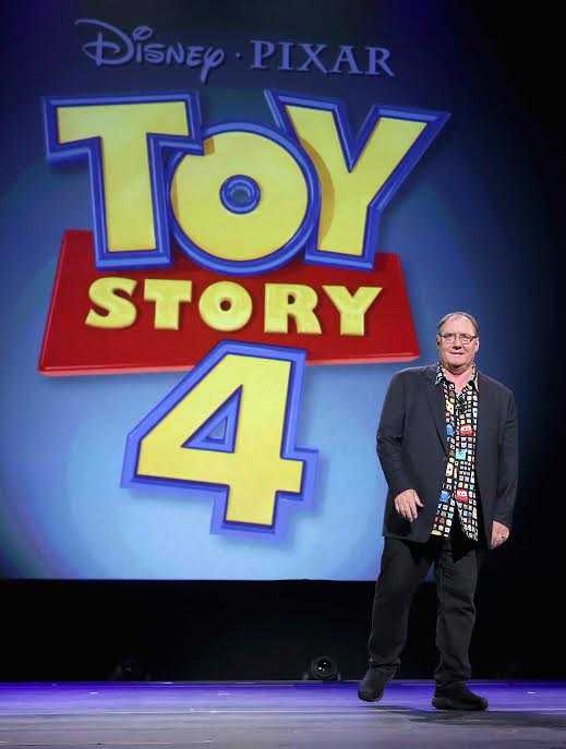 Toy Story 4 Movie : Disney pixar reveal details about upcoming animated