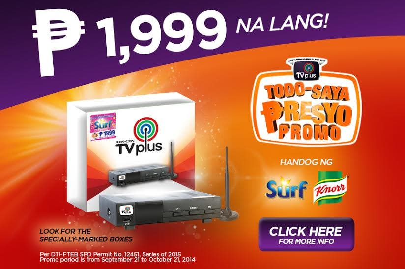 abs cbn tvplus now only p1 999 starmometer. Black Bedroom Furniture Sets. Home Design Ideas