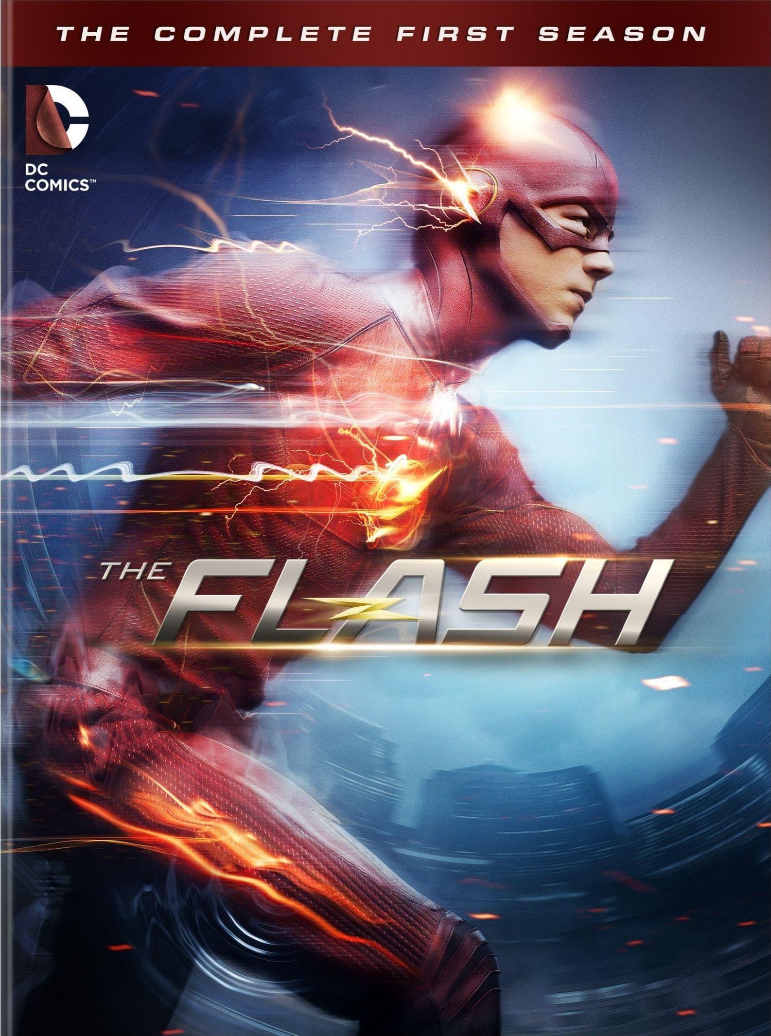 The Flash Staffel 4 Bs