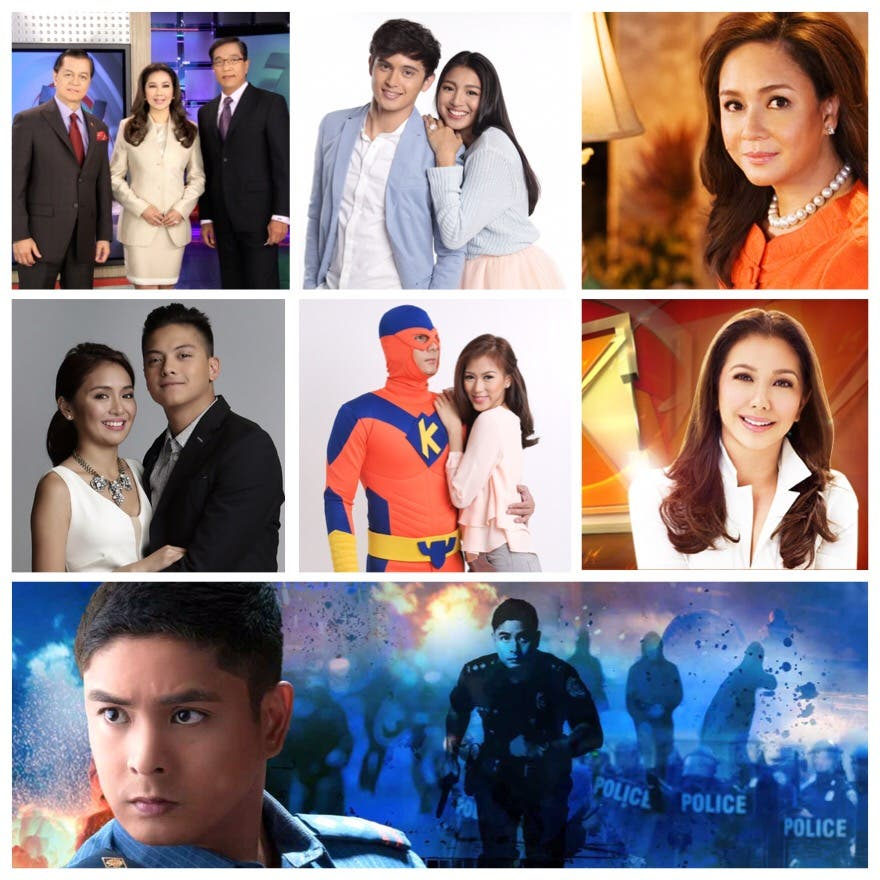 Tv shows of abs cbn