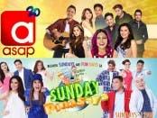 ASAP vs Sunday PinaSaya