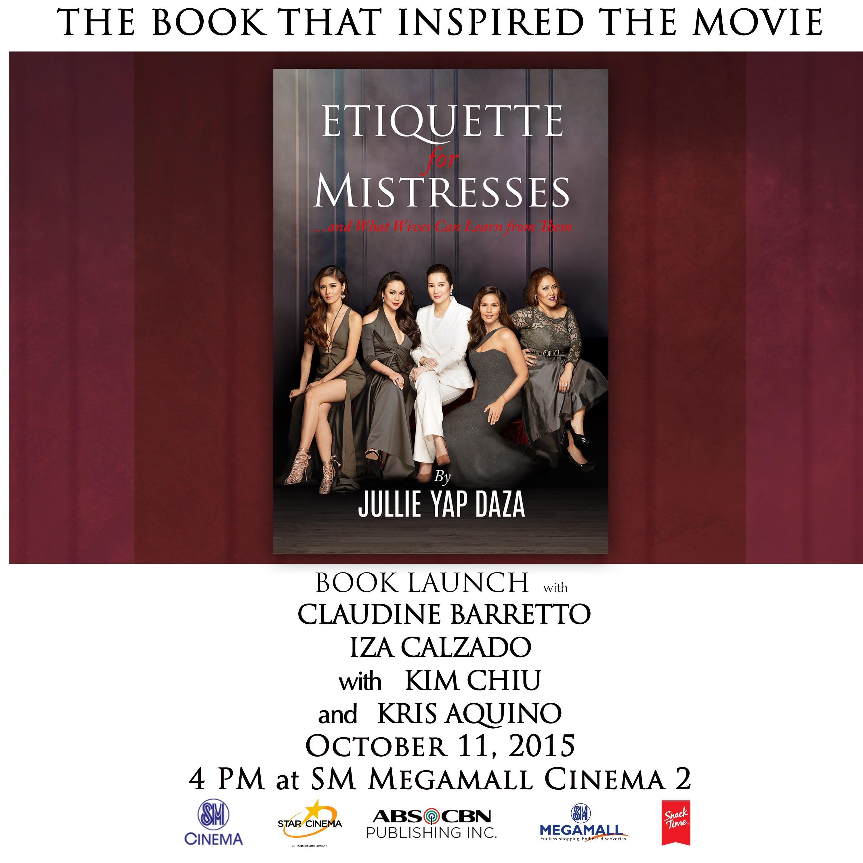 etiquette for mistresses full movie 2015