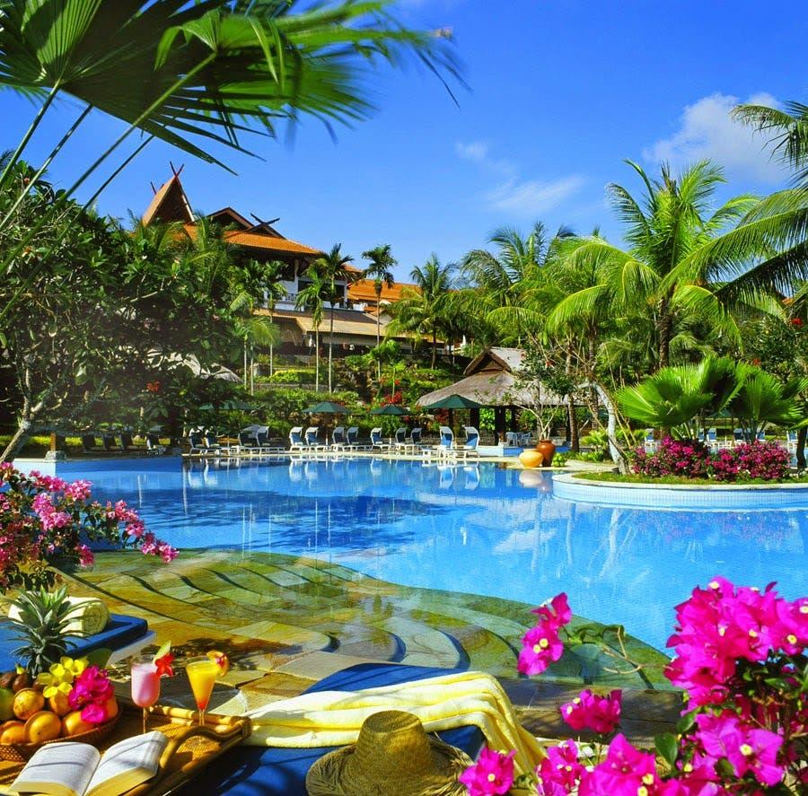 Tropical Island Paradise: Bintan Lagoon Resort: Tropical Paradise Near Singapore