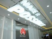 Huawei Experience Store Ceiling