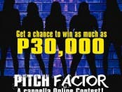 Pitch Factor TC