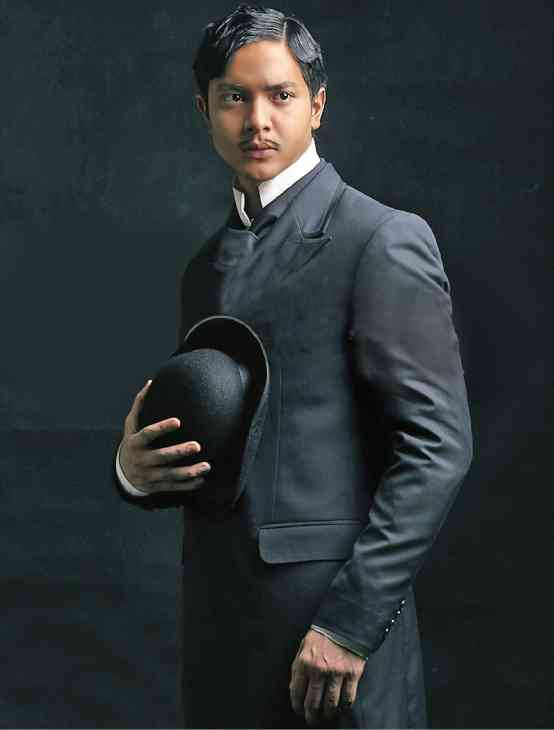 rizal as an actor He also tried to earn a few more bucks by making posters for companies and as a theater actor  as in rizal 's novels, the  andres bonifacio and the .