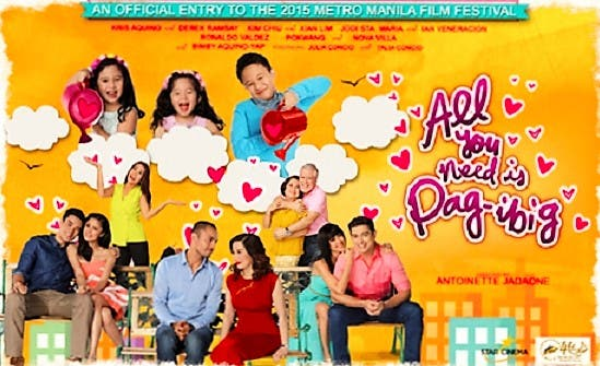 All You Need Is Pag-ibig' official  movie poster
