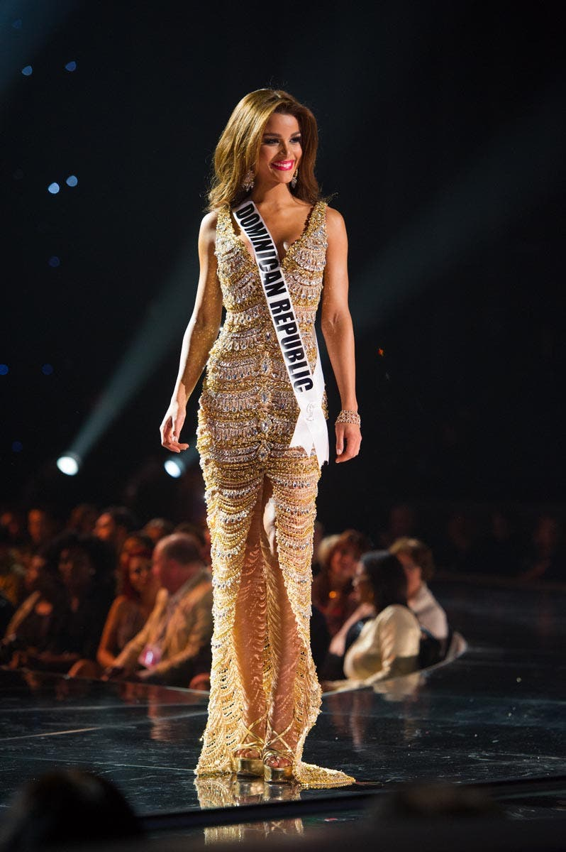 miss japan 2011 evening gown