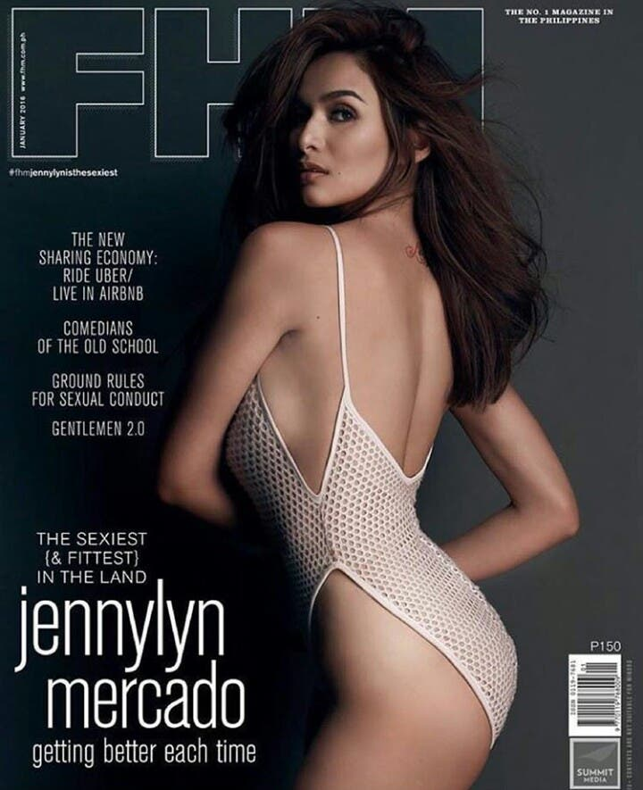 All Marian rivera fhm cover eventually necessary