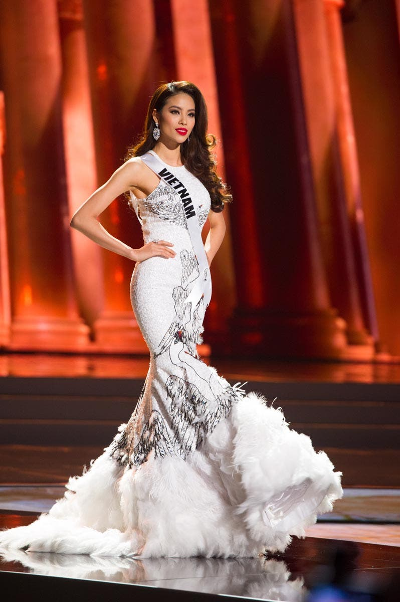 Miss Universe 2015 – Top 15 Hot Picks in Evening Gown | Starmometer