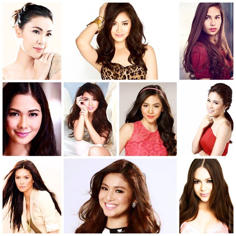 100 Most Beautiful Women In The Philippines For 2015 Rank Nos 11 To 20 Starmometer
