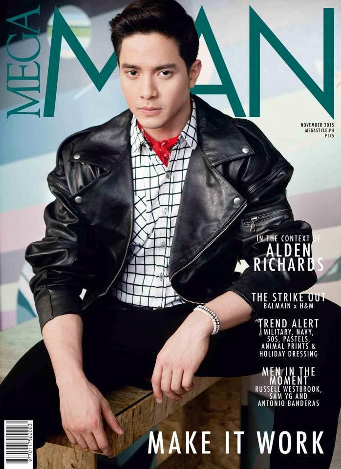 Alden Richards for Mega Man