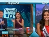 Pia Access Hollywood