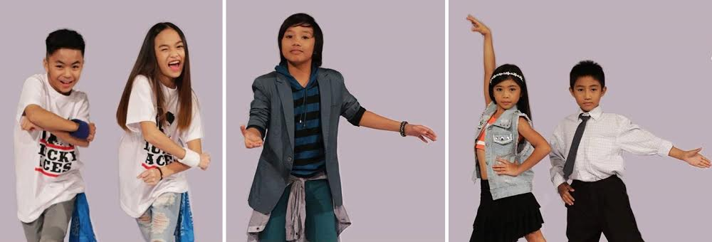Dance kids lucky aces latest celebrity