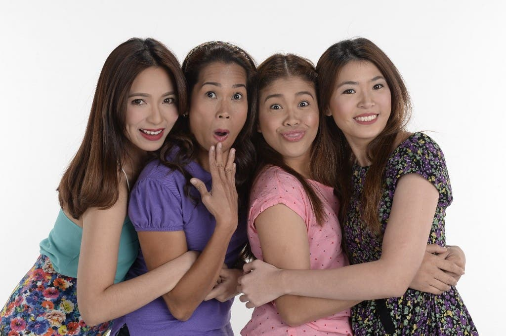 Regine, Pokwang, Melai, Bea (4)