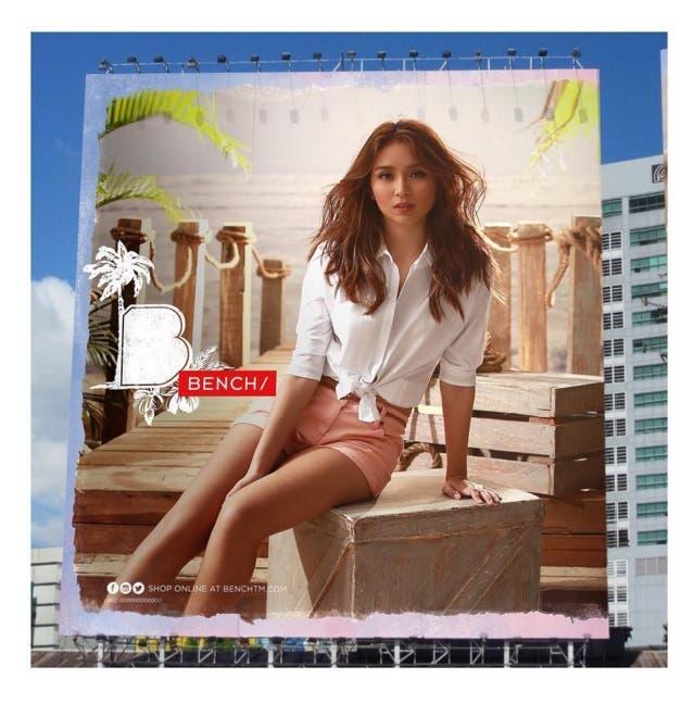 Kathryn Bernardo and Daniel Padilla – Bench Summer 2016 ...