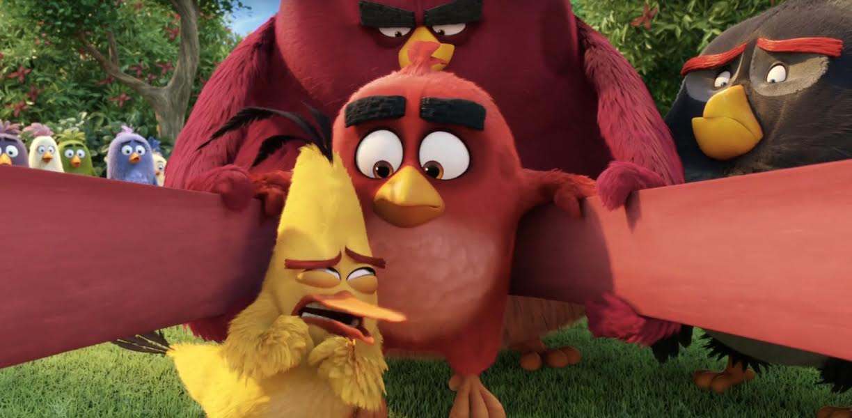 The Angry Birds Movie Reveals Storyline Via New Trailer