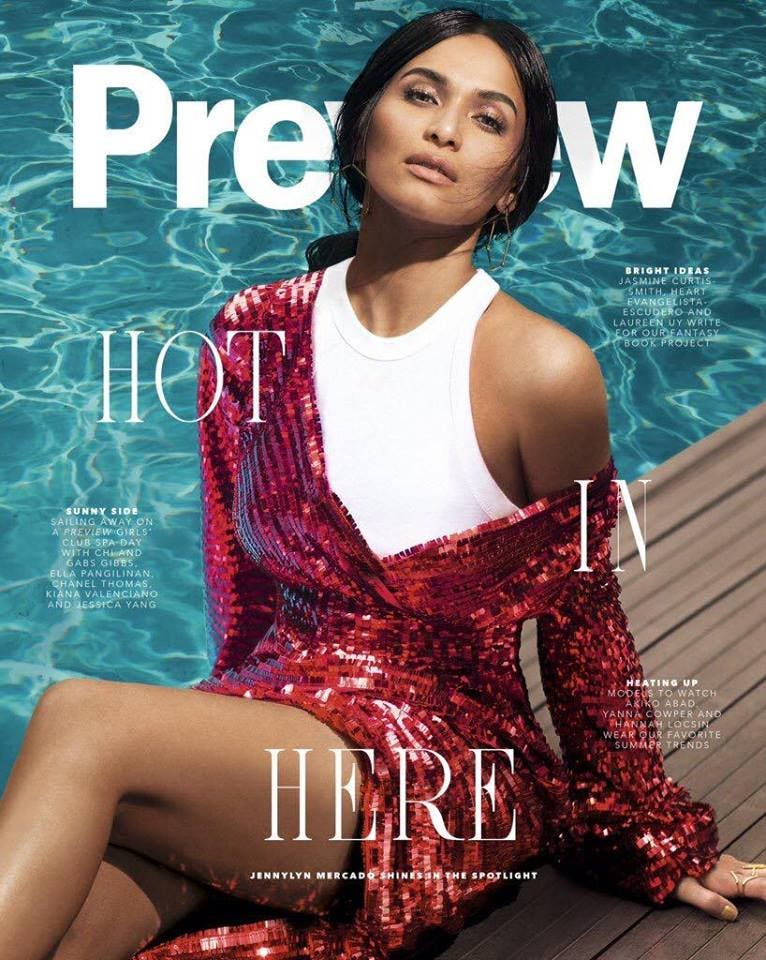 jennylyn mercado sizzles on the cover of preview april 2016 issue