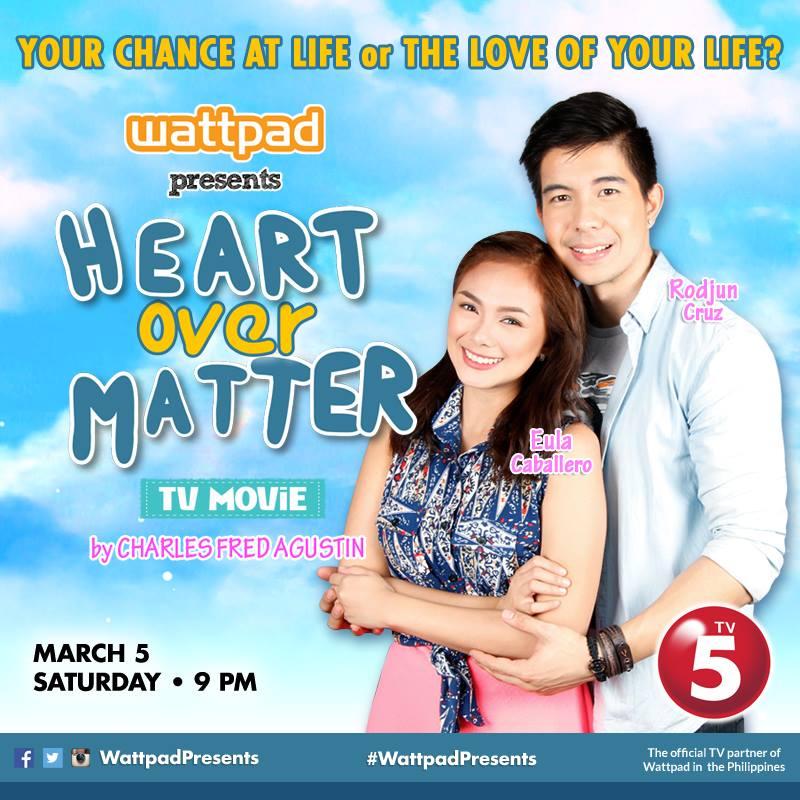 Heart Over Matter (2016)