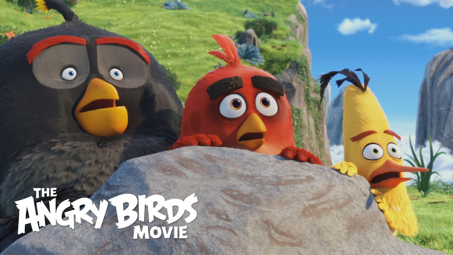 Most Downloaded Mobile Game 'Angry Birds' Inspires the ...