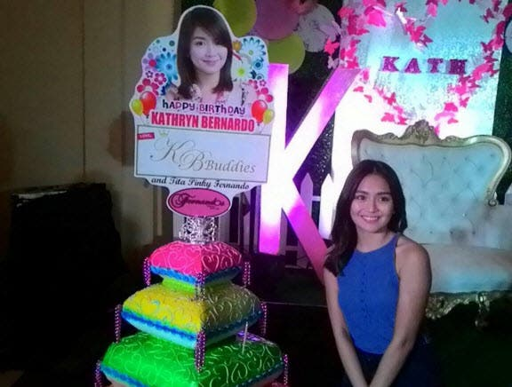 Kathryn Bernardo Tagged as Asias Emerging Movie Queen Starmometer