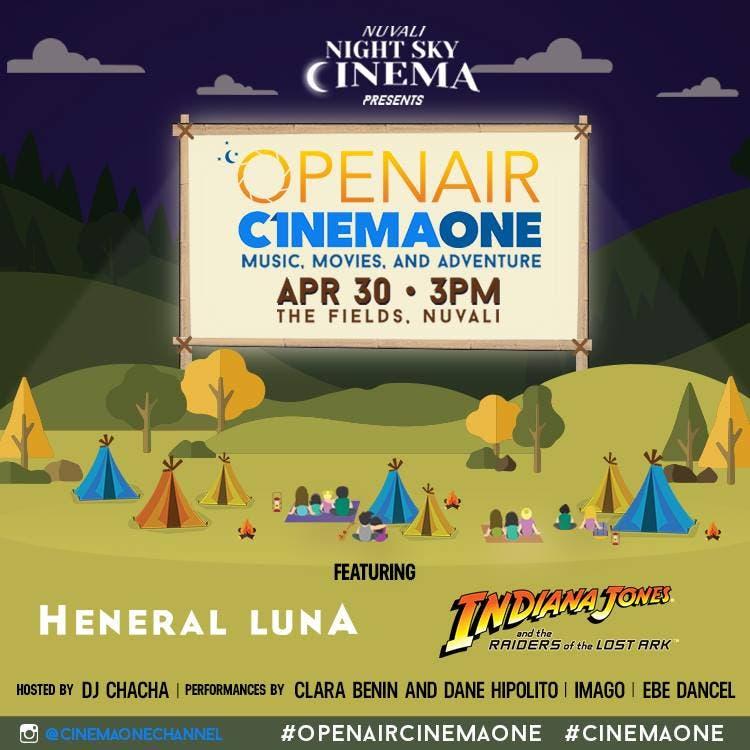OpenAir Cinema One