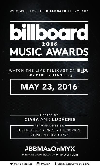 Billboard MA on Myx