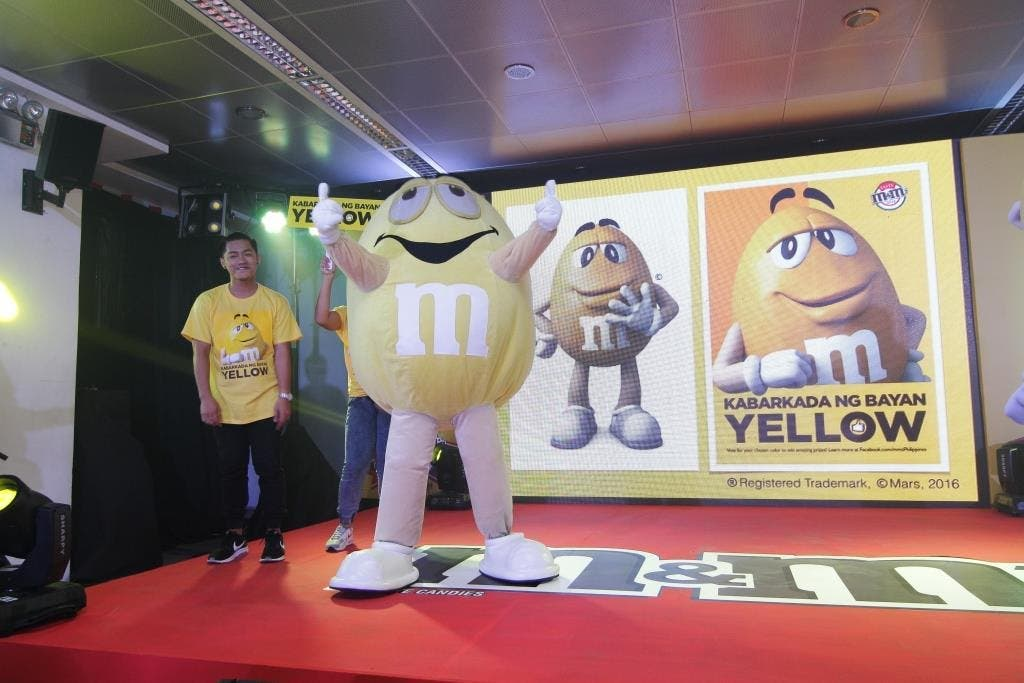 MMS Yellow