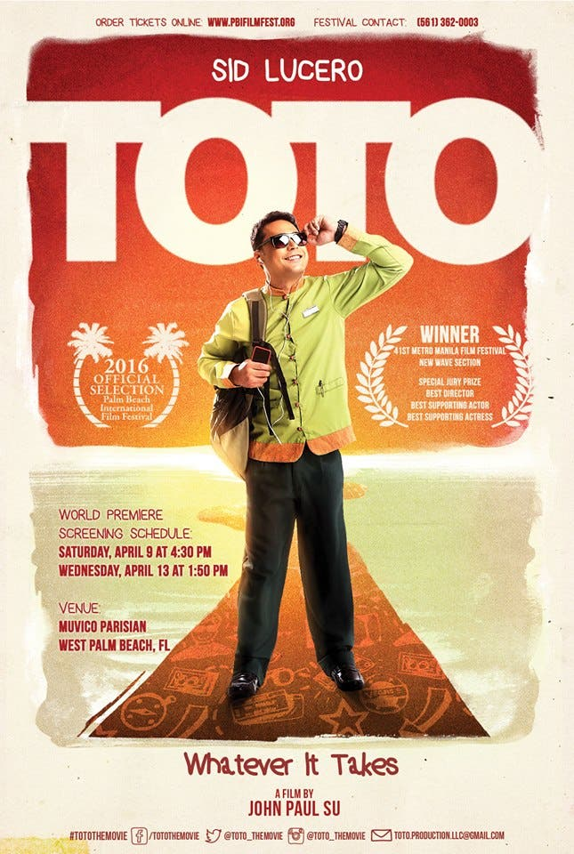 Toto Movie Poster