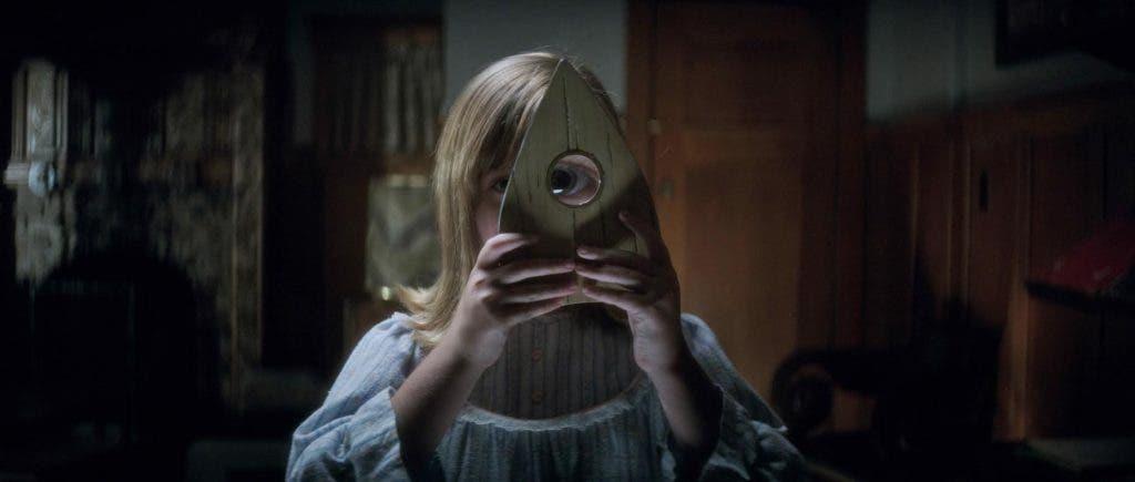Ouija 'أويجا: أصل الشر' أرعب لعبة شيطانية لتحضير الجن على الإطلاق ورؤية الأرواح الميتة! قمة الرعب