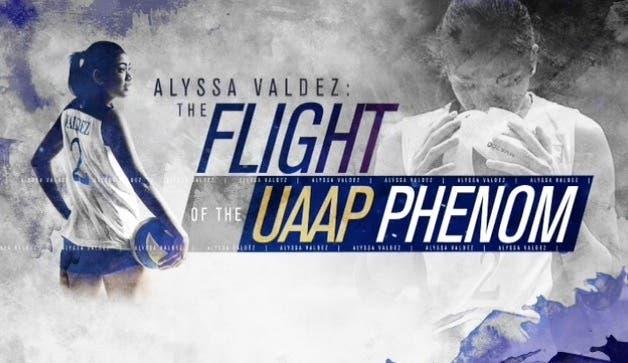 U0027Alyssa Valdez: The Flight Of The UAAP Phenomu0027 On ABS CBN Sports + Action