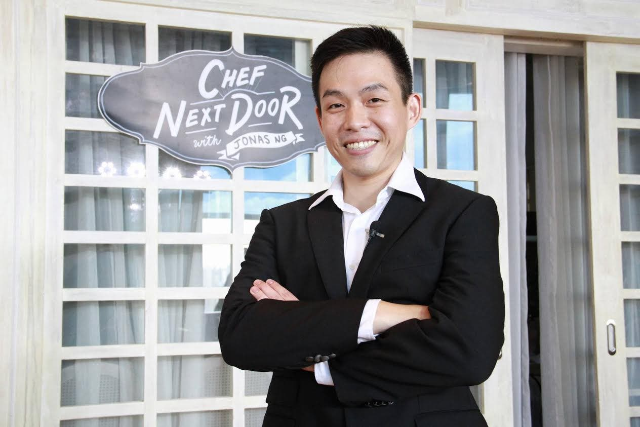 Chef Next Door Jonas Ng  sc 1 st  Starmometer & Chef Next Dooru0027 Jonas Ng is Back on Lifestyle | Starmometer pezcame.com