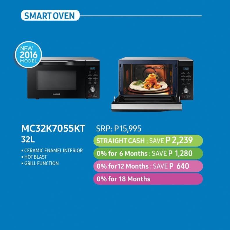 Flexi Home Deals Microwave