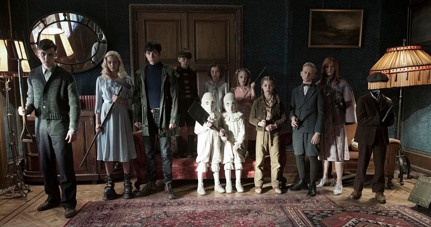 Miss Peregrine S Home For Peculiar Children Official Trailer